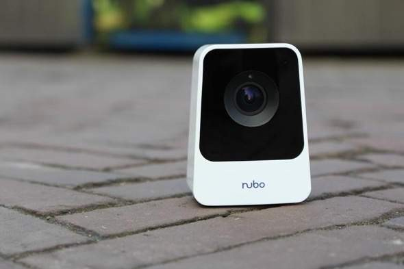 Panasonic Nubo Camera