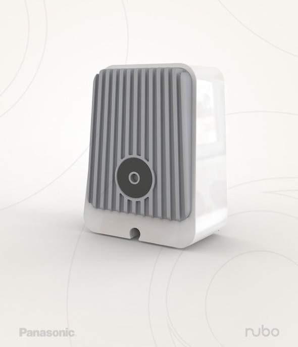 Panasonic Nubo Camera Rear