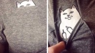 Ripndip Lord Nermal Shirt
