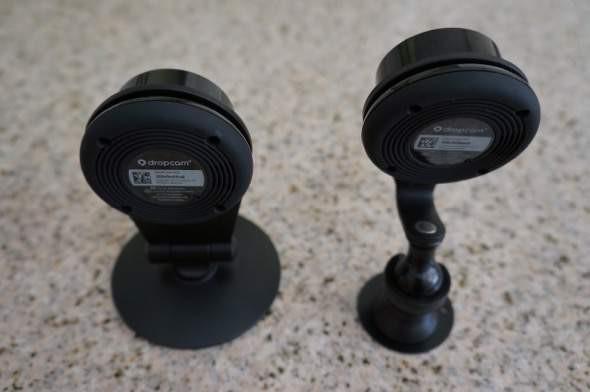 PopMount Dropcam Pro Mount Compared With Original