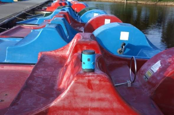 Scosche BoomBottle H20 Boating