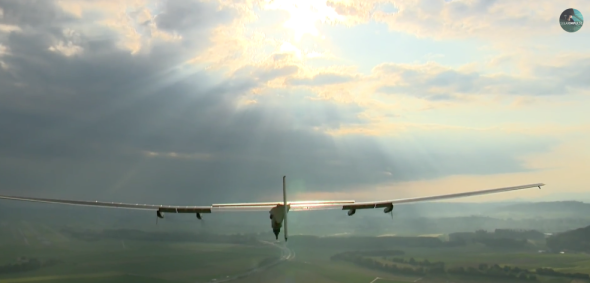 Solar Impulse 2 Flight