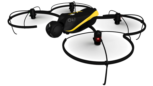 senseFly eXom drone quadcopter