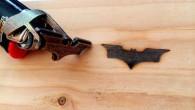 Batman Bic Lighter Branding Iron