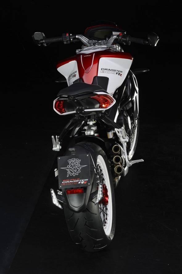MV Agusta Brutale 800 Dragster RR 5