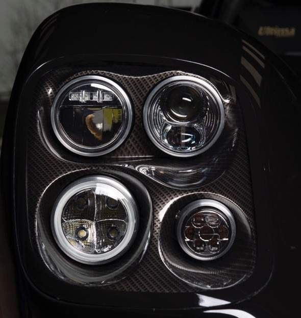 Ultima Evolution Headlights