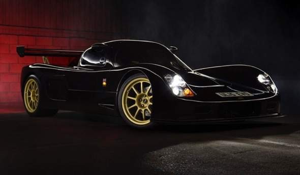Ultima Evolution Hypercar
