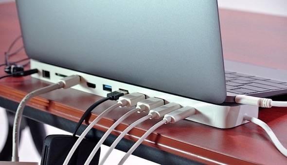 hydradock USB-C Dock