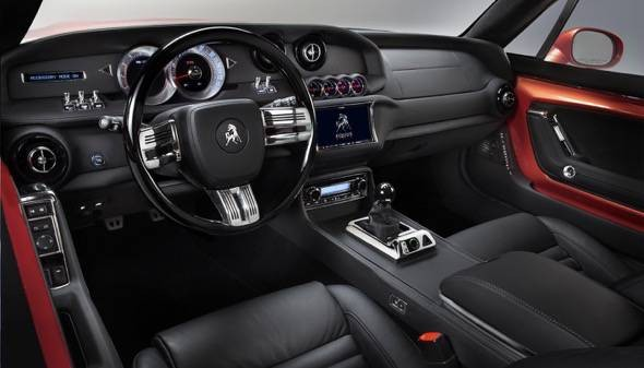 Equus Bass 770 Interior