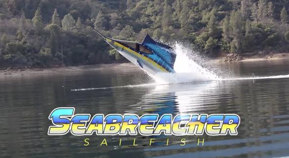 Seabreacher Sailfish