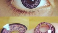 Hello Kitty Contact Lens