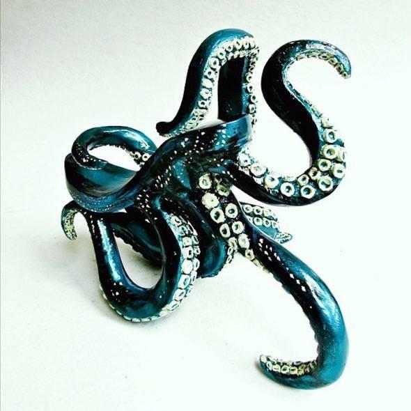 POLYPODIS-Octopus-Shoe