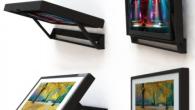 FlipAround TV Mount With Artwork