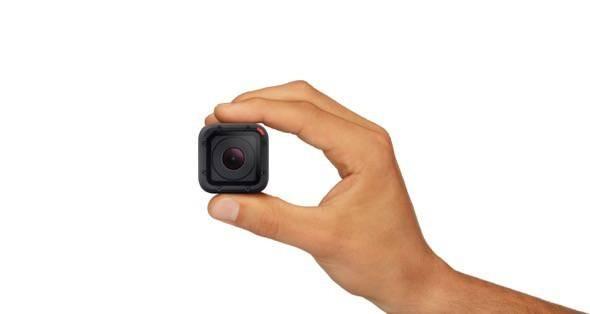 GoPro Hero 4 Session Camera