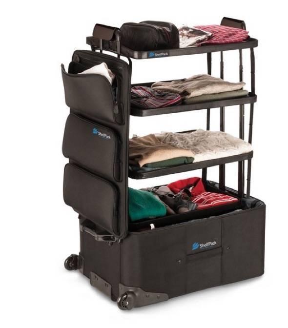 ShelfPack Luggage
