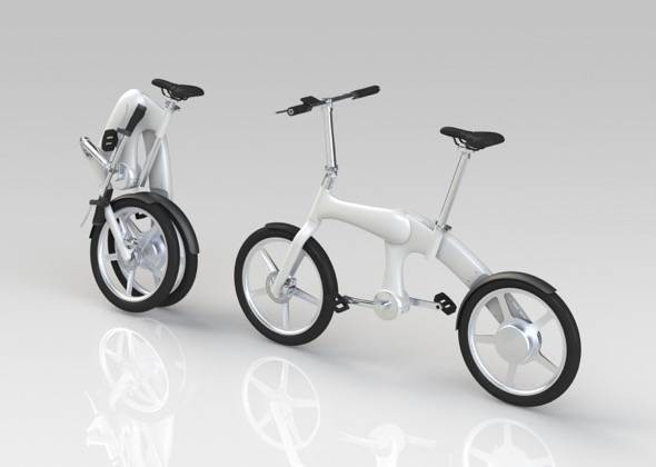 mando footloose g1 ebike