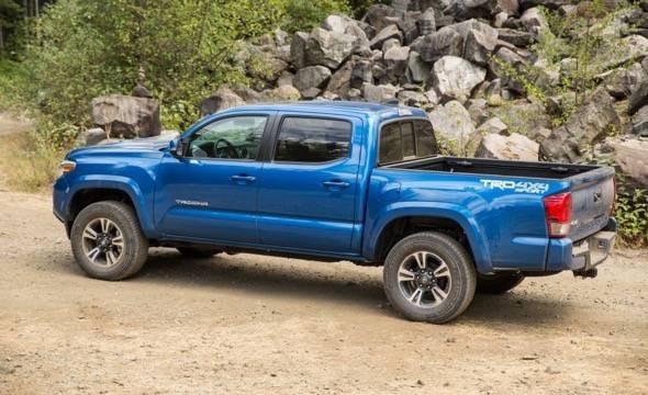 2016 Toyota Tacoma Gadgetking Com