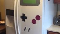 GameBoy Refrigerator Magnets