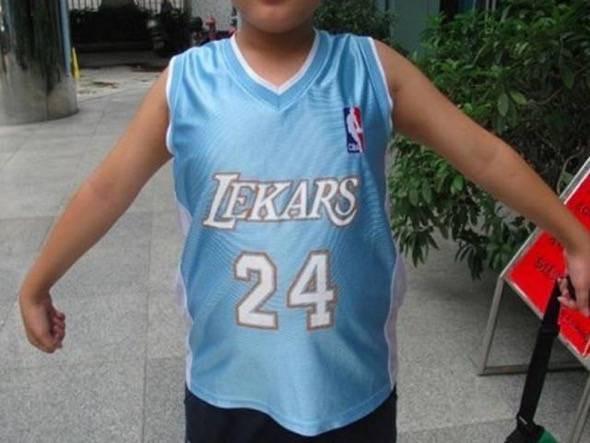 Lakers Lekars Shirt