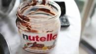 empty nutella jar