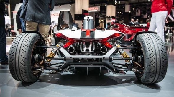 Honda Project 2&4 Rear