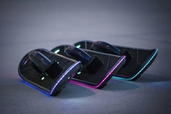 Hoverboard LED lighting