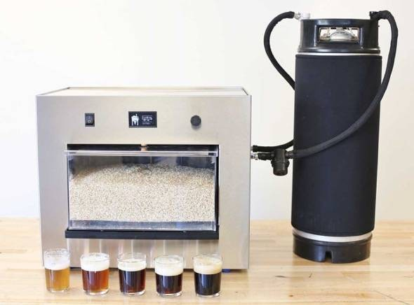 PicoBrew Zymatic Beer Brewing System