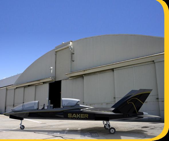 Saker S-1 Civilian Fighter Jet