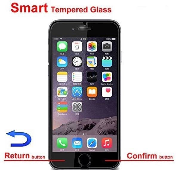 iPhone 6 6S Screen Protector With Magic Buttons