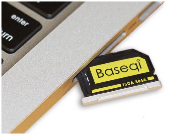 BaseQi MacBook Storage