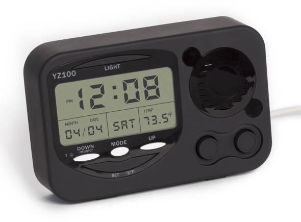 Dropcam Pro Hidden Alarm Clock