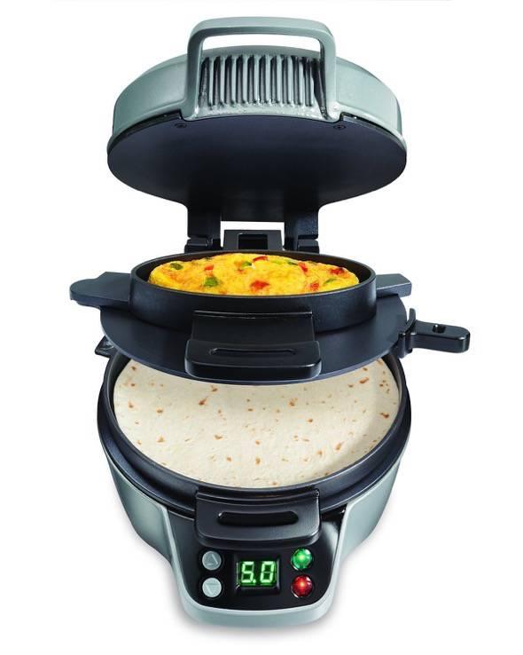 Hamilton Beach 25495 Breakfast Burrito Maker