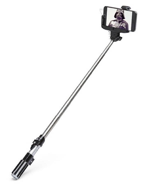Lightsaber Selfie Stick