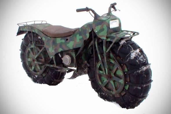 Tarus 2M Motocycle