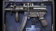 Briefcase Submachine Gun