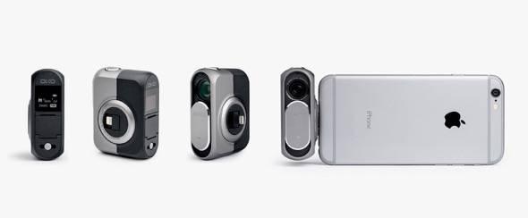 DxO One iPhone Camera Attachment