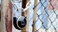 TappLock Biometric Padlock