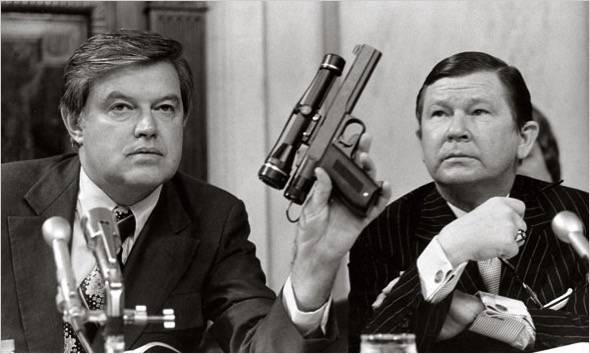 CIA Heart Attack Gun