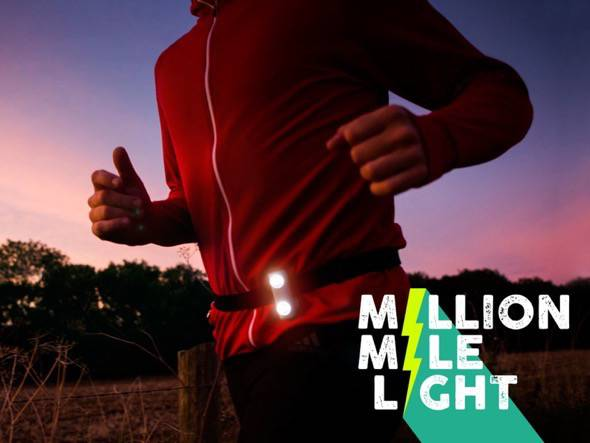 Million Mile Motion Light