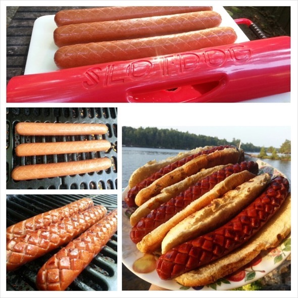 SlotDog Hotdog Cutter