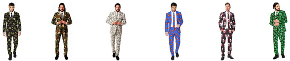 Crazy Oppo Suits