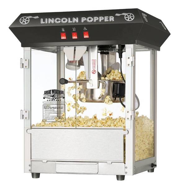 Great Northern Lincold Popper Popcorn Machine