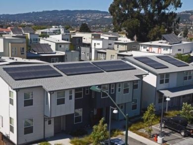 Mandated Solar Rooftops