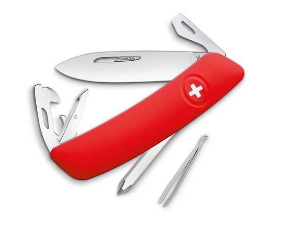 Swiza D04 Knife