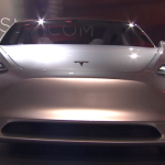 Tesla Model 3 Front Grill