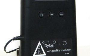 Dylos DC1100 Air Quality Monitor