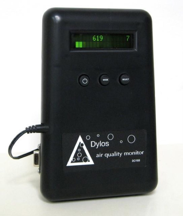 Dylos DC1100 Air Quality Monitor