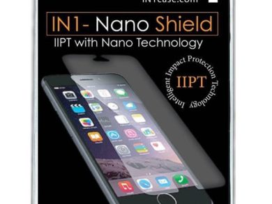In1 Nano Shield Packaging Front