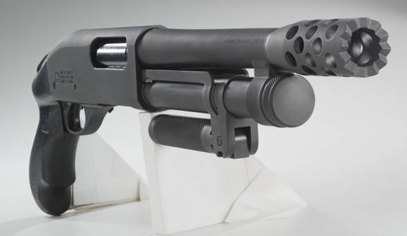 Serbu Super Shorty Shotgun