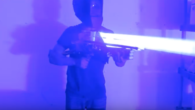 200 Watt Homemade Laser Gun